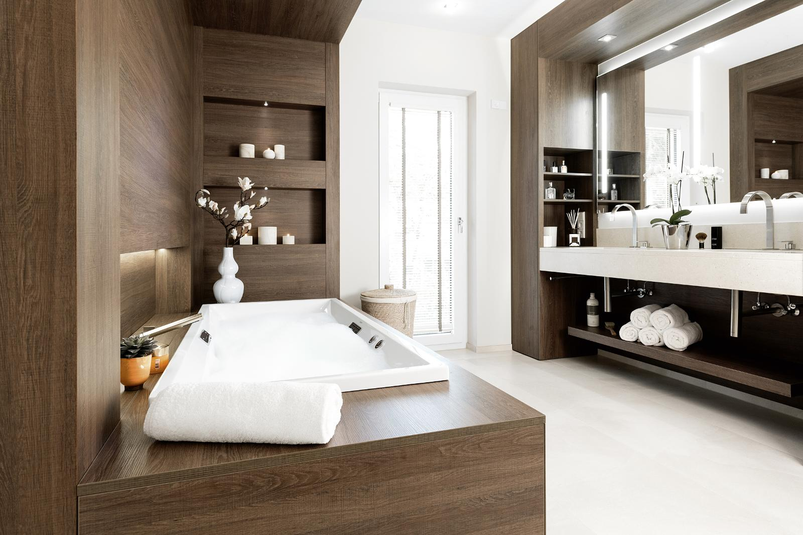 Holz im Badezimmer | Lassen | Freiburg (Breisgau)